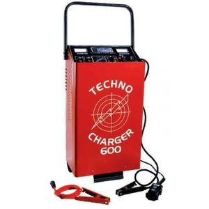 CHARGEUR DE BATTERIE Chargeur de batterie TEC 600. Chargeur batterie 12