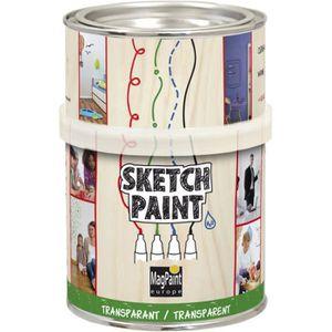 AUTRES PEINTURES SketchPaint Transparent 0,5 l brillant