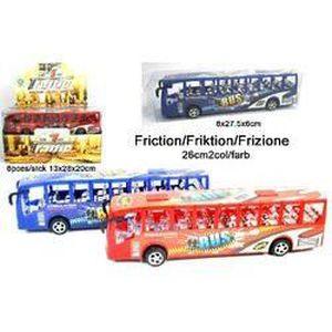 CAMION ENFANT 1 bus à friction 26 cm