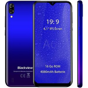 SMARTPHONE Blackview A60 Smartphone 16 Go 6.1