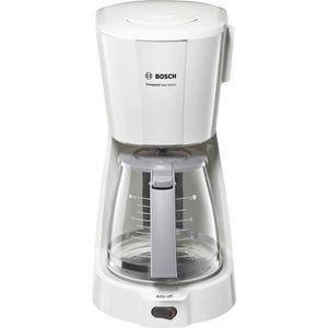 CAFETIÈRE BOSCH Cafetière ExtraCompact Class Blanc TKA3A031