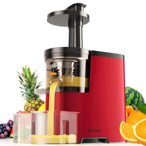 EXTRACTEUR DE JUS COSTWAY Extracteur de Jus,Centrifugeuse Fruits et