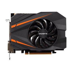 CARTE GRAPHIQUE INTERNE Gigabyte GeForce GTX 1070 Mini ITX 8G (rev. 1.0) C