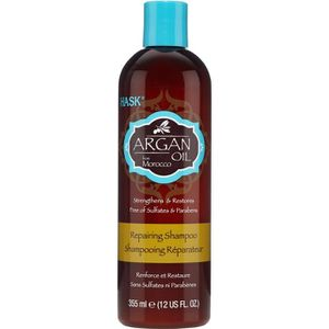 SHAMPOING Hask - Shampoing huile d'argan 355 ml