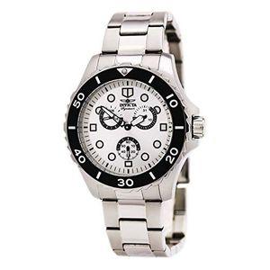 MONTRE INVICTA signature pro plongeur chronographe montre