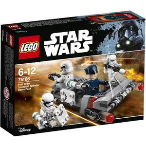 ASSEMBLAGE CONSTRUCTION LEGO® Star Wars 75166 Pack de Combat du Premier Or