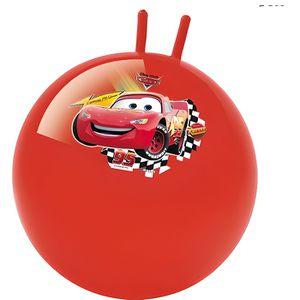 BALLON - BÂTON SAUTEUR CARS - Ballon Sauteur -  50 cm - Jeu de Plein Air