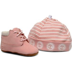 chaussure timberland bebe fille rose