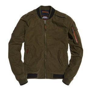 BLOUSON Vêtements Homme Vestes Superdry Rookie Duty Bomber