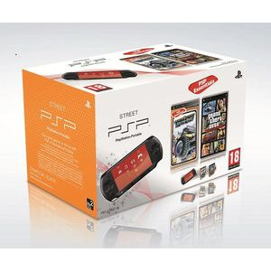 CONSOLE PSP PSP STREET MOTORSTORM ARTIC EDGE + GTA LIBERTY