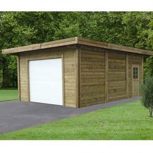 ABRI JARDIN - CHALET Carport 5064 x 7064 mm garage    H  5064 x 7064 mm