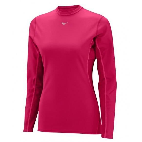 MIZUNO T-shirt Manches Longues Femme RNG