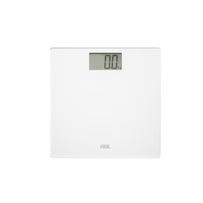 ADE Pèse-personne Electronique Vocal - Be 1721 Ina - 250 kg/100g