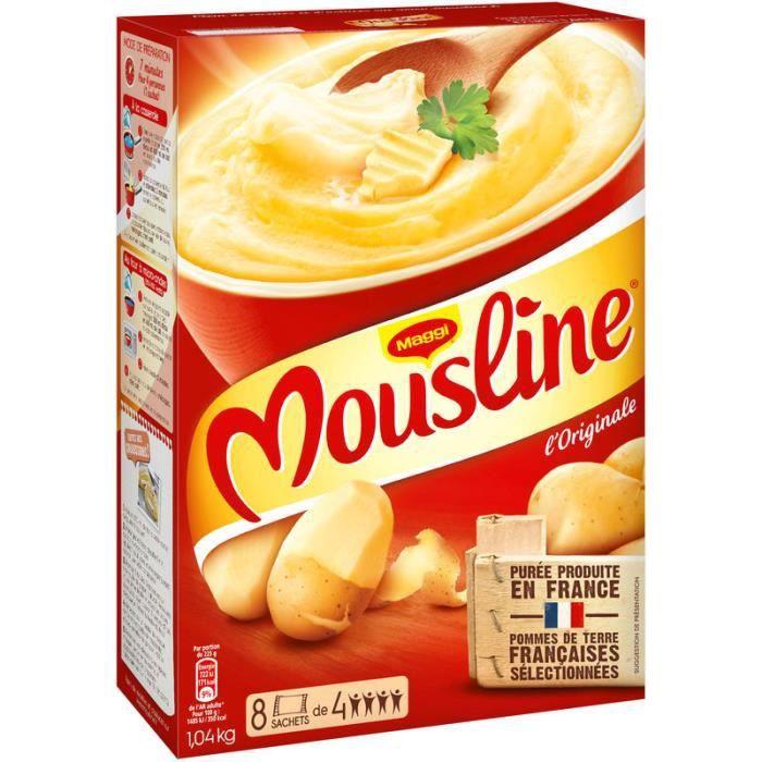 Maggi - Purée Mousline 1,040KG