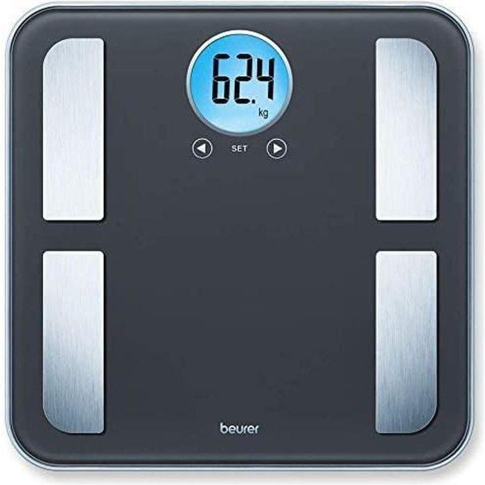 BEURER BF 195 Pèse-personne impédancemètre 180kg 10 utilisateurs