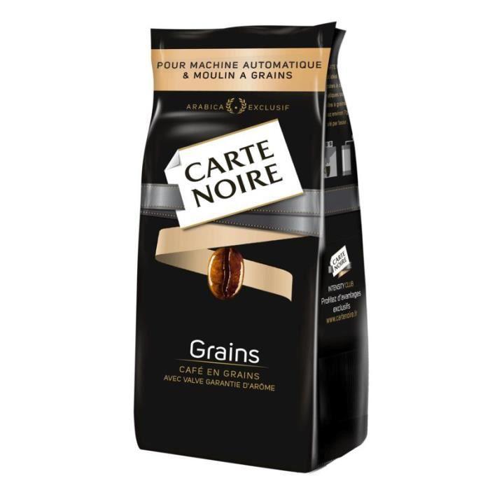 CARTE NOIRE Café en grains - 250 g