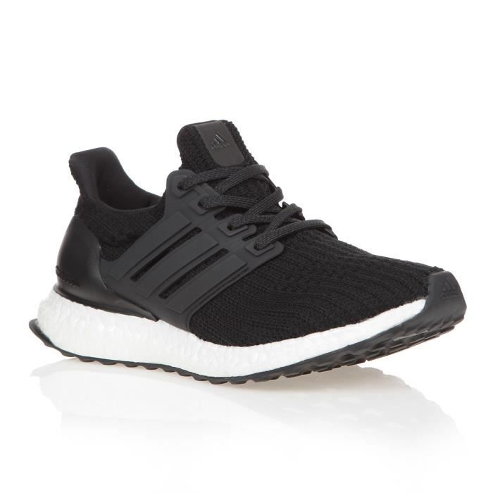 ADIDAS PERFORMANCE Baskets Ultraboost - Mixte - Noir et blanc
