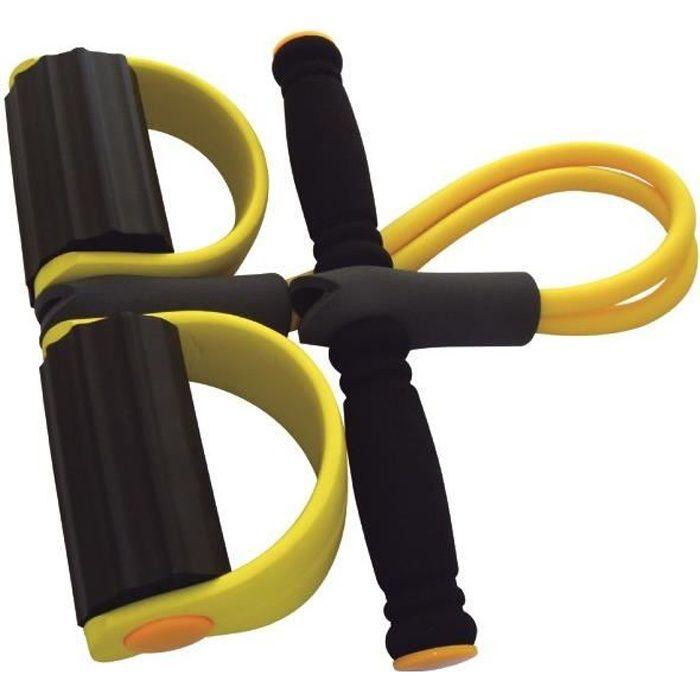 JOCCA - Rameur élastique - Tonifier ses muscles et pratique sportive aisée