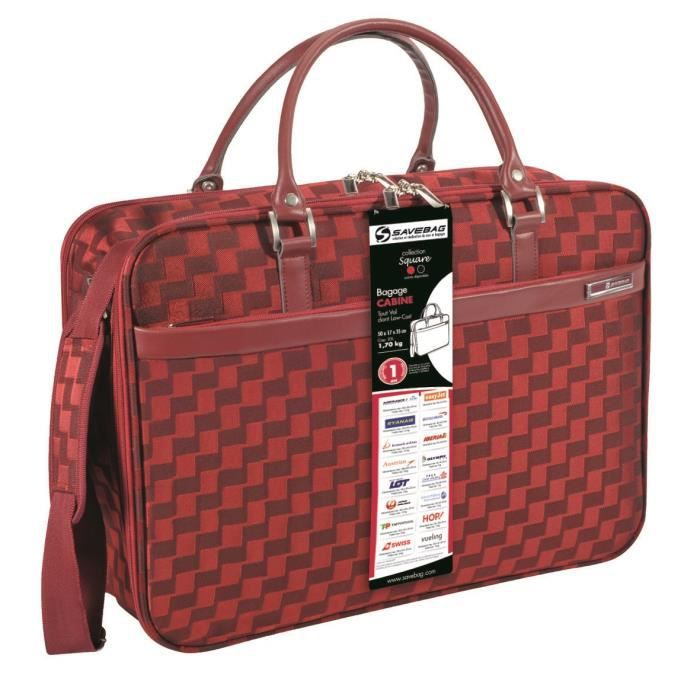 SAVEBAG Valise de cabine \