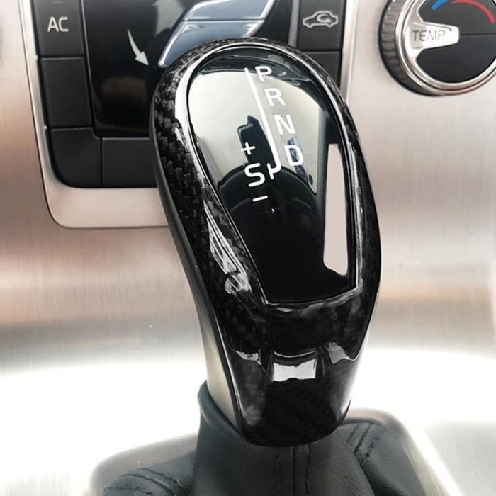 Boutons de Manche de PoignéE de Changement de Vitesse de Voiture Couvre des Autocollants pour Accessoires IntéRieurs Volvo XC60 S60