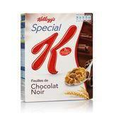 Céréales feuilles de chocolat 300 g Kellogg's