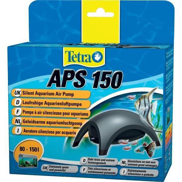 Tetra Pompe à Air Aps 150 Noir