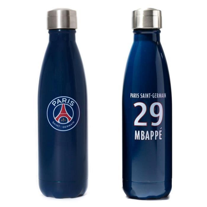 Bouteille isotherme 500 ml PSG Mbappé