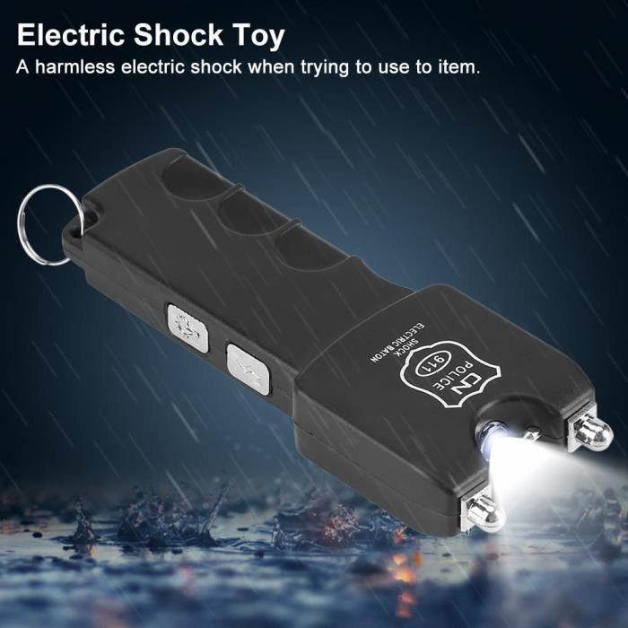 Electro Choquant Stun Jouet pour choc électrique batons Stick Lumineux Farce Flashlig