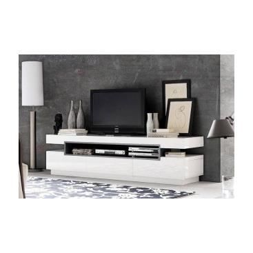 meuble tv hifi design banc de salon cuisine int rieur pas cher tv encarnacion achat vente. Black Bedroom Furniture Sets. Home Design Ideas