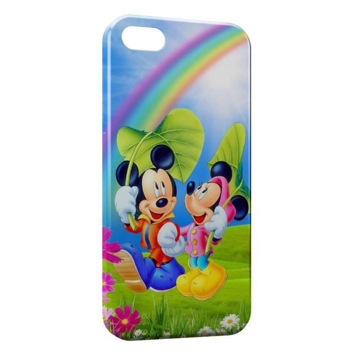 Coque iPhone 7 Mickey & Minnie 2 - Achat coque - bumper pas cher ...