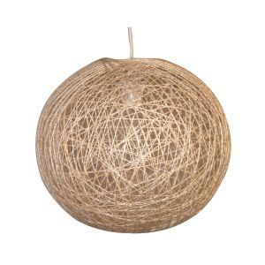 Suspension boule sisal pm nat achat vente suspension boule sisal pm nat - Suspension fibre naturelle ...