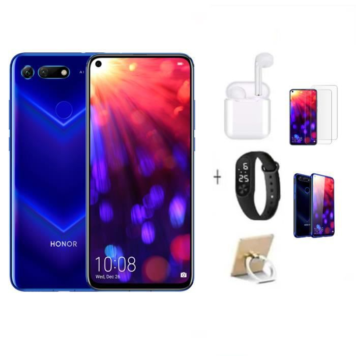 SMARTPHONE HONOR View 20 Smartphone 8 Go+128Go Bleu (Version