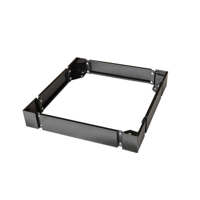 """RACK - BAIES  Plinthe pour rack 19"""", 600 x 600mm, Hauteur 100mm"""