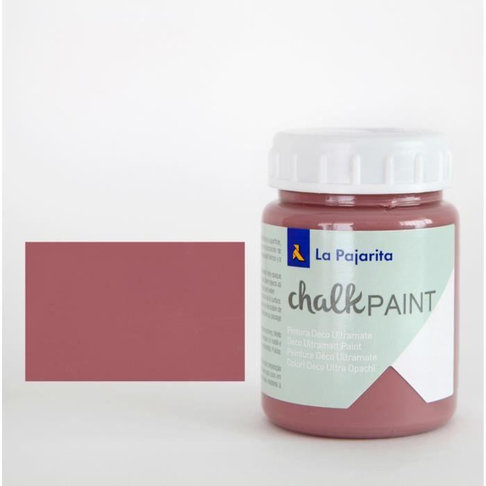 PEINTURE ACRYLIQUE Peinture Chalk Paint deco ultramate 75 ml la pajar