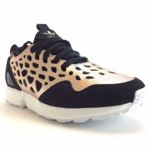 adidas femme zx flux bronze