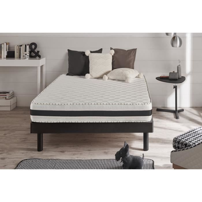 matelas 70x190 latex fabulous matelas pour lit electrique x matelas pour lit electrique matelas. Black Bedroom Furniture Sets. Home Design Ideas