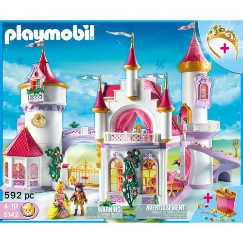Playmobil 5142 jeu de construction palais achat for Playmobil princesse 5142