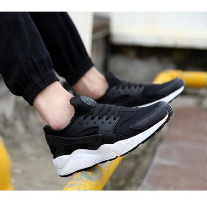 Lovers Femme Homme Baskets Chaussures Jogging Course Gym Fitness Sport Lacet Sneakers air Running eJirty