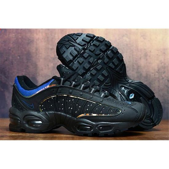 special sales aliexpress better Supreme Nike Air Max Tailwind 4 Chaussures De Running Noir ...