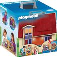FIGURINE Playmobil-5167-Maison Transportable