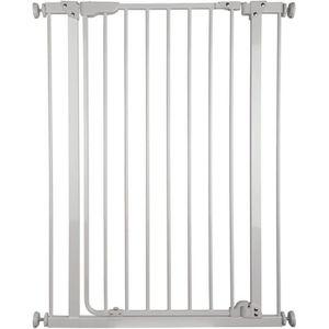BARRIÈRE SÉCURITÉ CHIEN VADIGRAN Barrière Bob - H 95 cm - Blanc - Pour chi