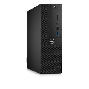 Dell OptiPlex 3050 - SFF -PC de bureau-RAM 4 GO- 1 x Core i3 7100 / 3.9 GHz-SSD 128 Go-HD Graphics 630