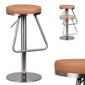 tabouret bar inox achat vente tabouret bar inox pas cher cdiscount. Black Bedroom Furniture Sets. Home Design Ideas