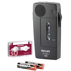 DICTAPHONE - MAGNETO. PHILIPS Dictaphone Pocket Memo 388 classic (LFH…
