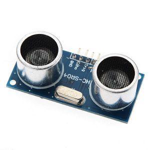 2Pcs HC SR04 ultrasons Allant Module capteur dultrasons Pour Arduino