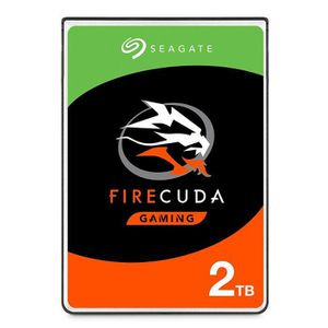 DISQUE DUR INTERNE Seagate 2 TB FireCuda Gaming SSHD Disque dur inter