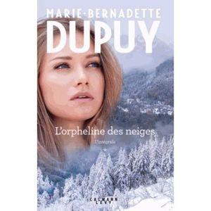 LITTÉRATURE FRANCAISE Livre - l'orpheline des neiges T.1