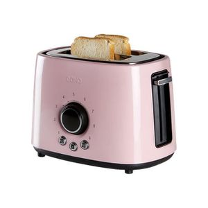 GRILLE-PAIN - TOASTER DOMO DO952T Grille-pain – Rose