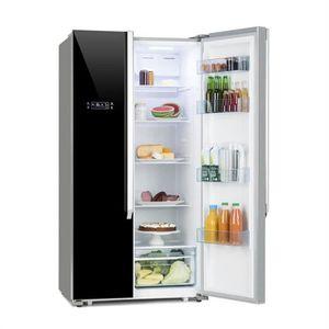 RÉFRIGÉRATEUR CLASSIQUE Klarstein Grand Host XL Combiné réfrigérateur cong