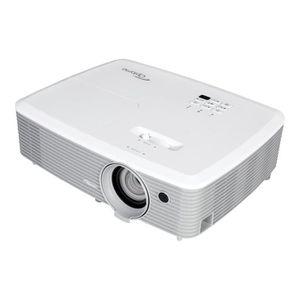 Vidéoprojecteur OPTOMA Projecteur DLP X400 - Portable - 3D - 4000